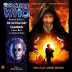 The Doomsday Quatrain signed by Derek Carlyle Doctor Who Big Finish CD